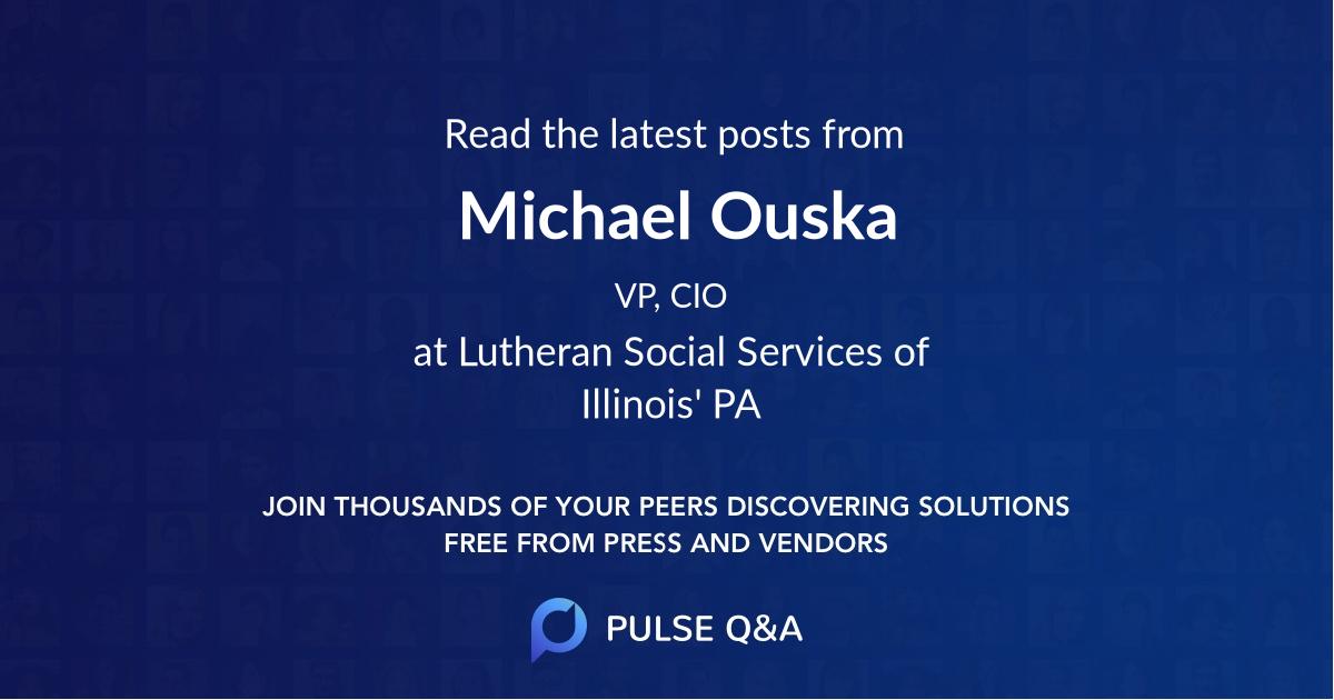 Michael Ouska