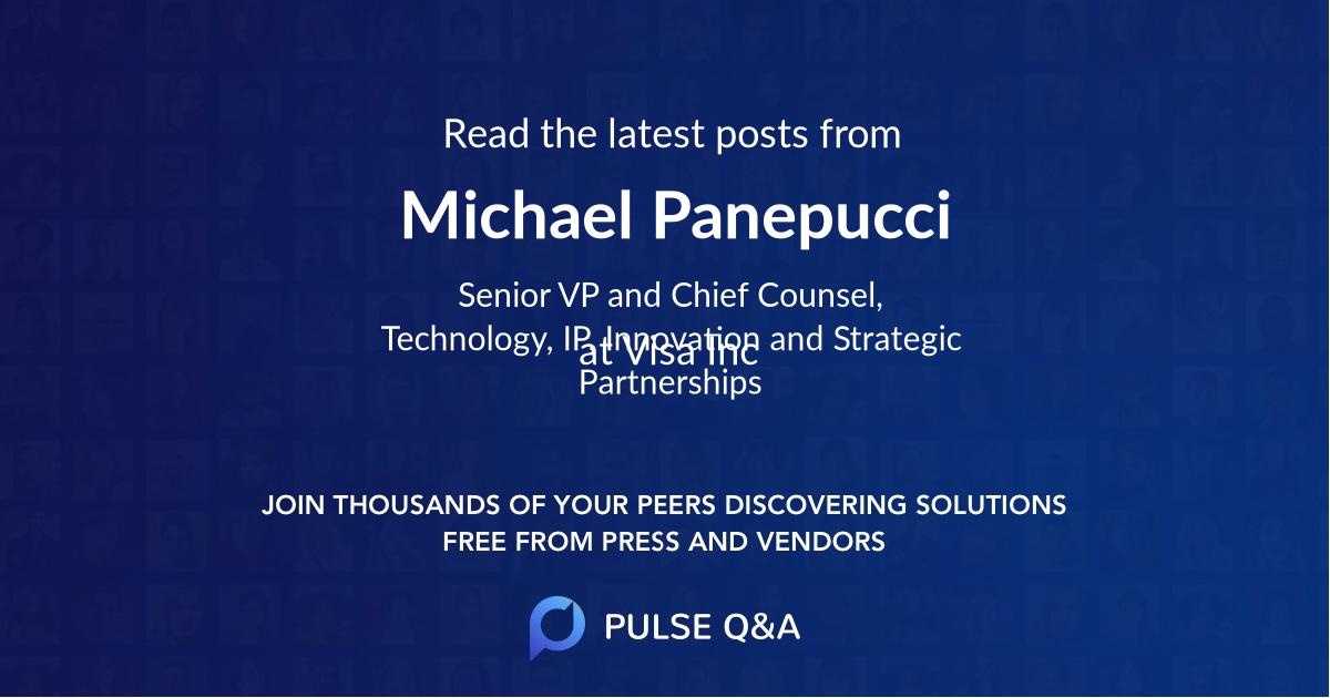 Michael Panepucci