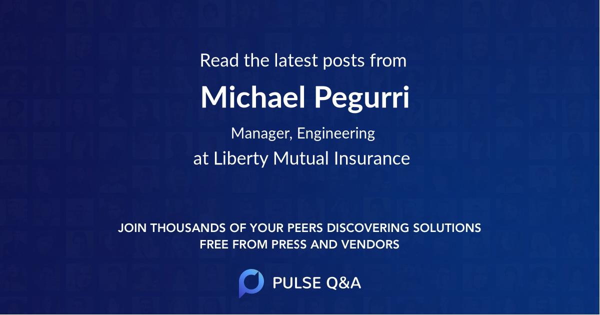 Michael Pegurri