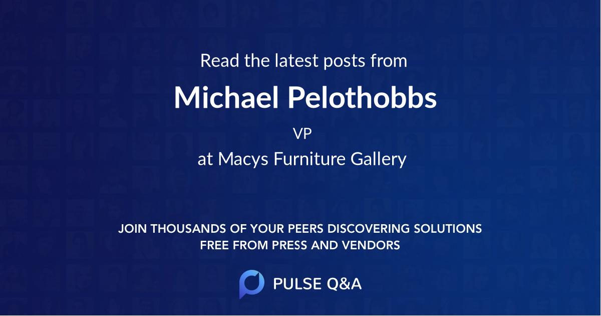 Michael Pelothobbs