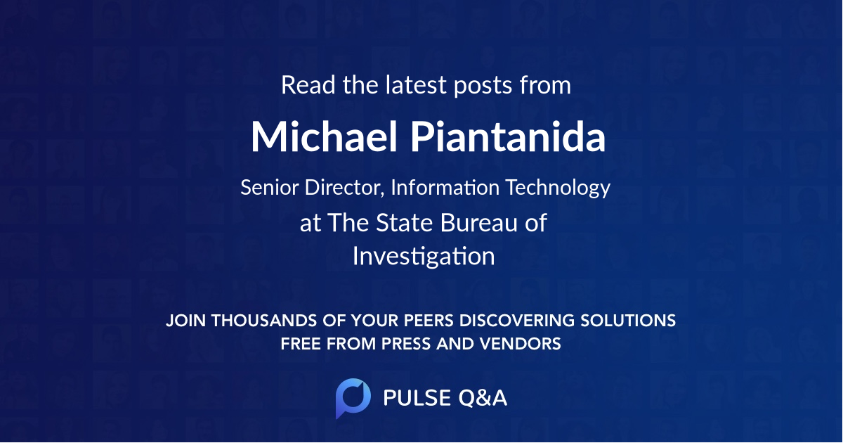 Michael Piantanida