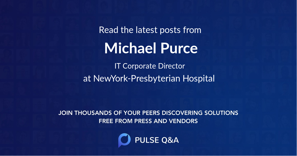 Michael Purce