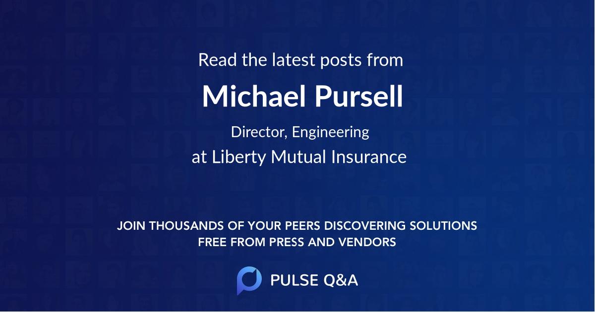 Michael Pursell