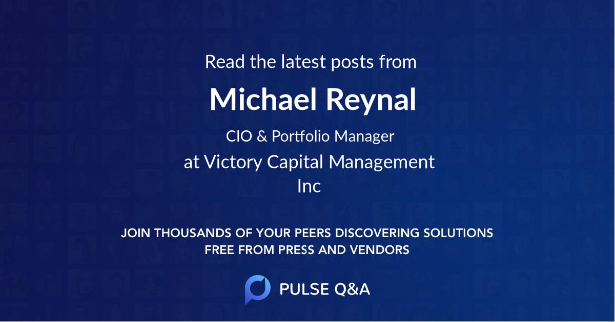 Michael Reynal