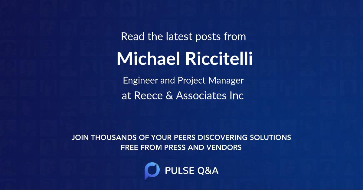 Michael Riccitelli