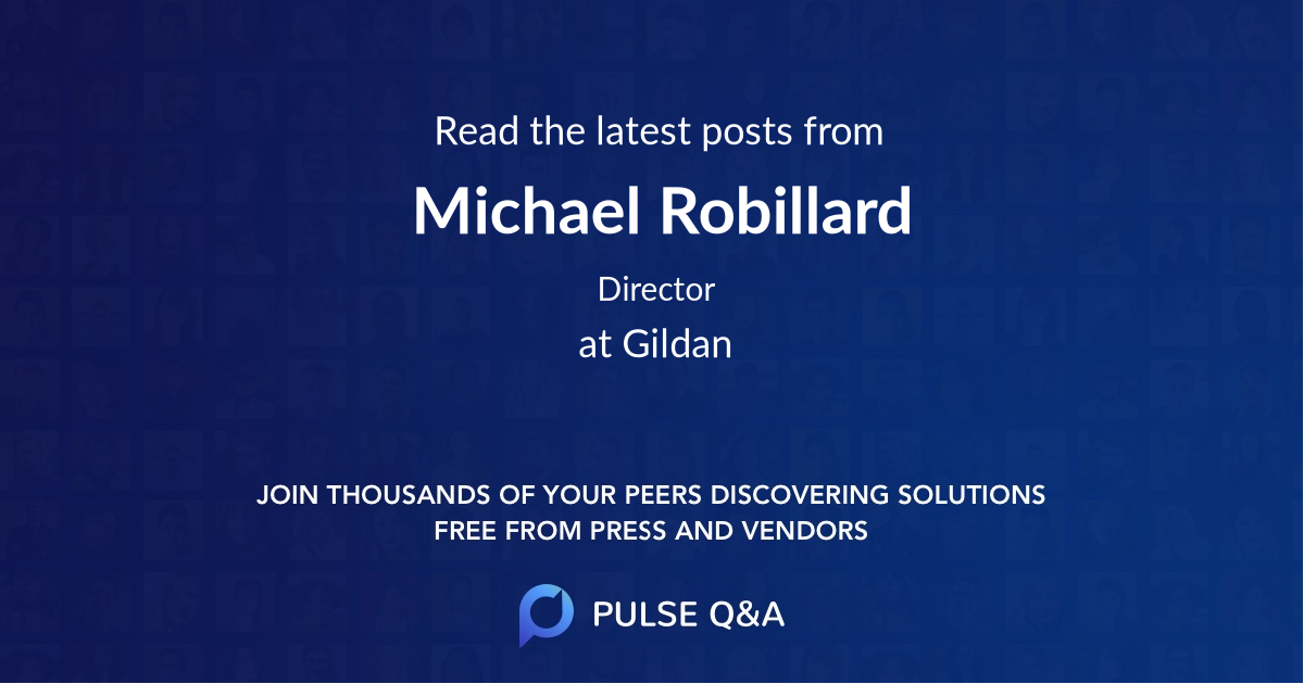 Michael Robillard