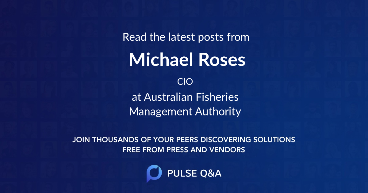 Michael Roses