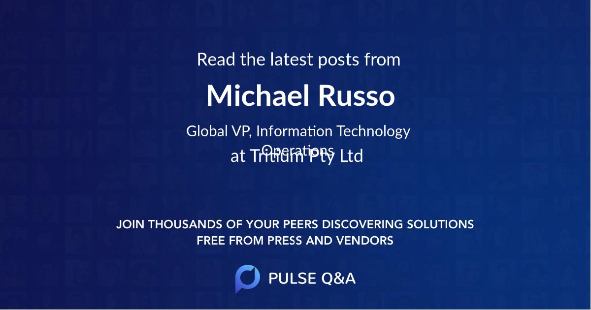 Michael Russo
