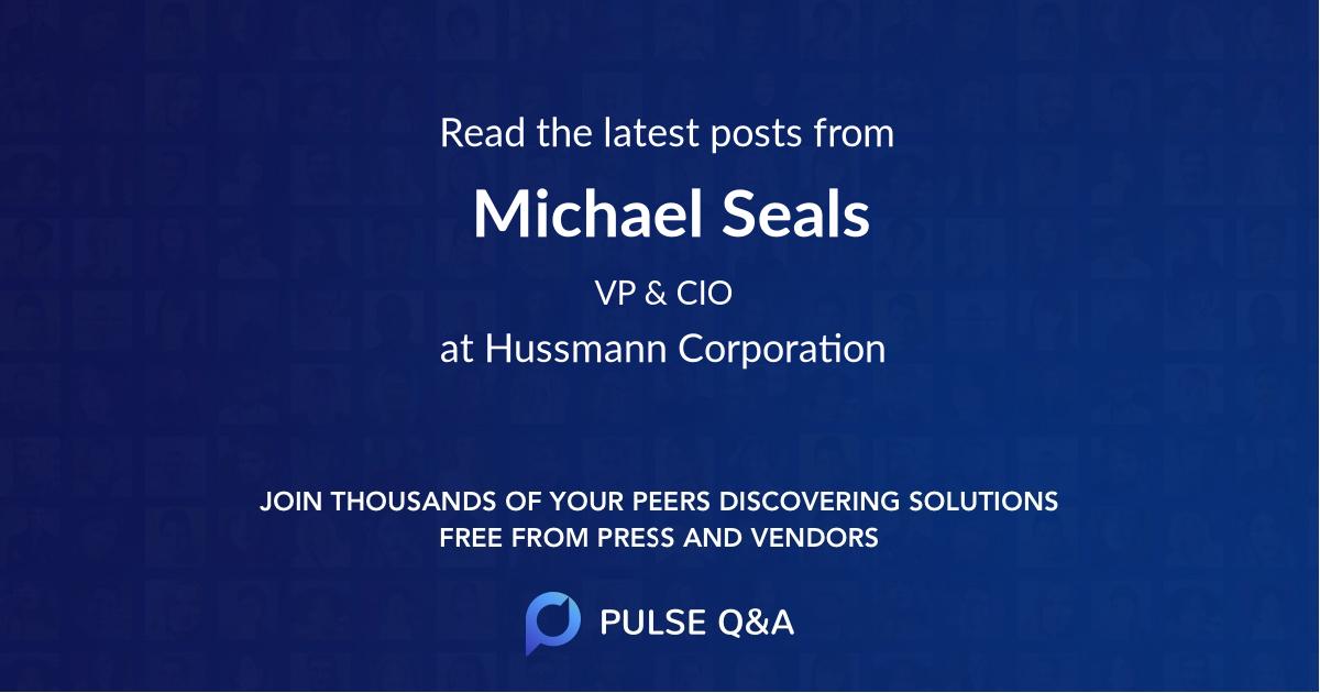 Michael Seals