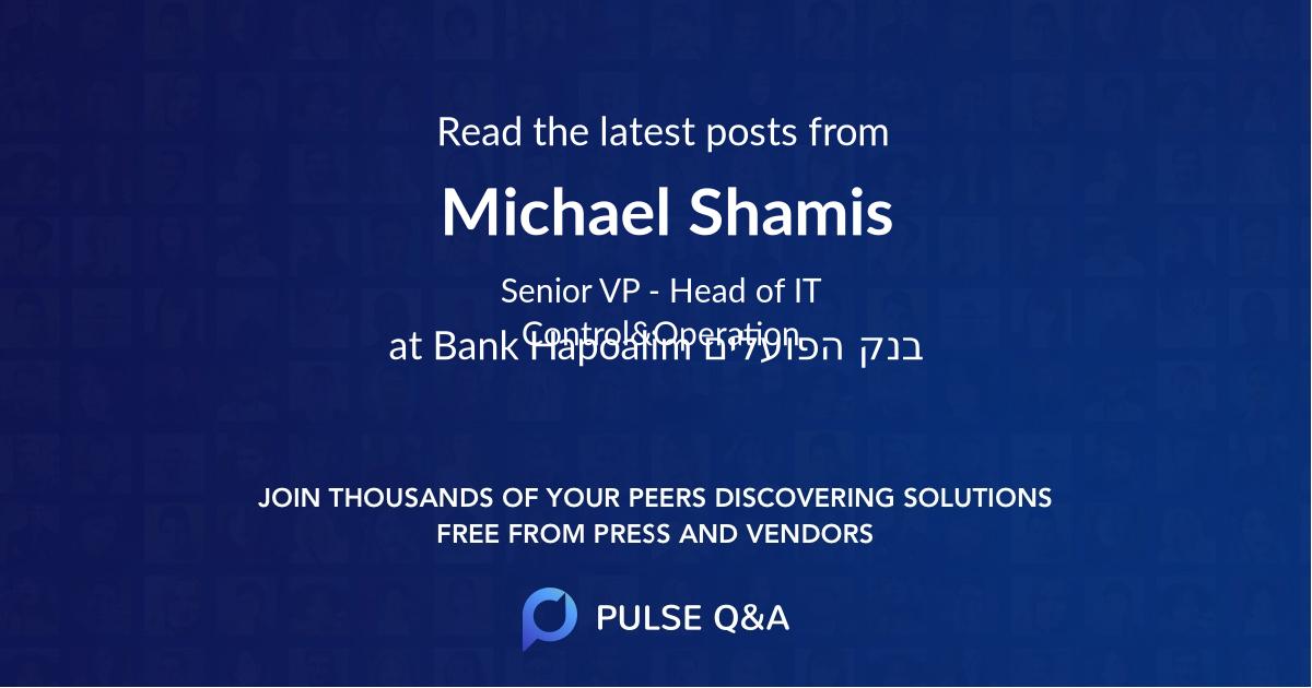 Michael Shamis