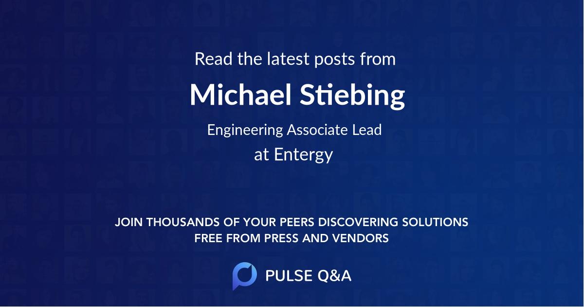 Michael Stiebing
