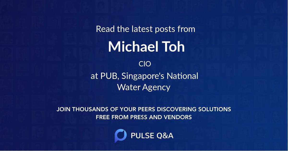 Michael Toh