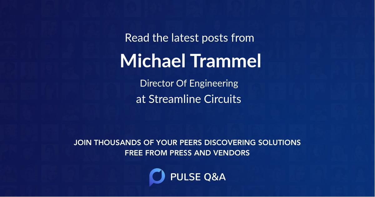 Michael Trammel