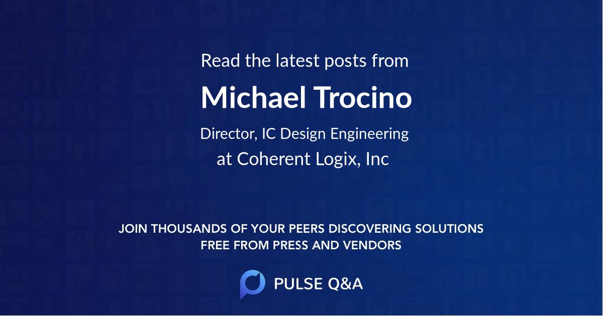 Michael Trocino