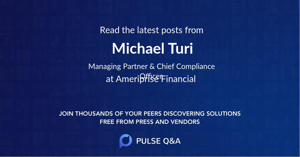 Michael Turi