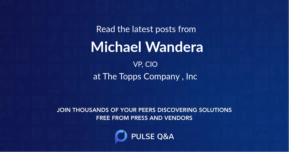 Michael Wandera
