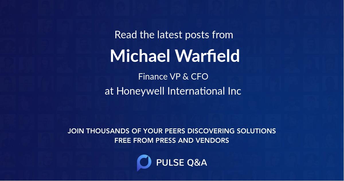 Michael Warfield