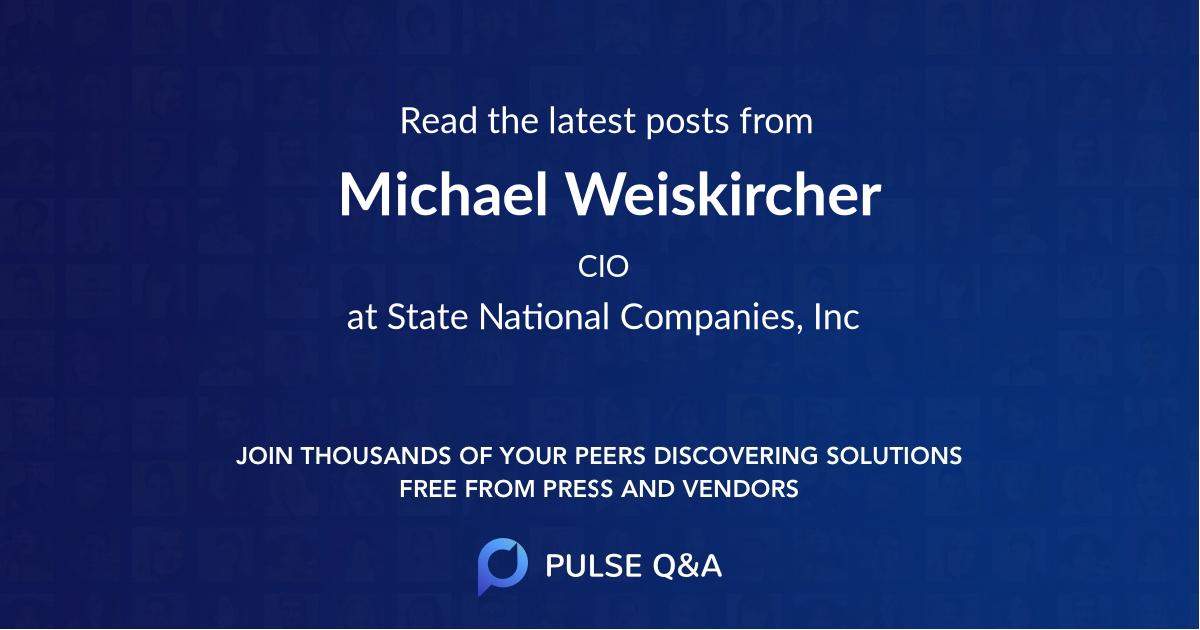 Michael Weiskircher