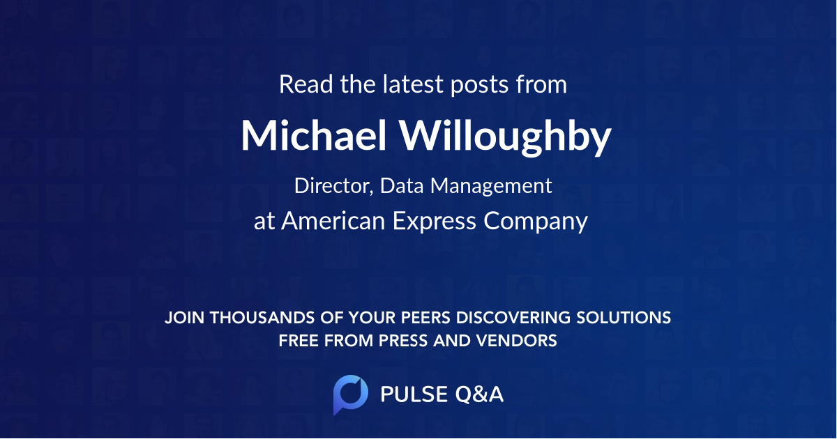 Michael Willoughby
