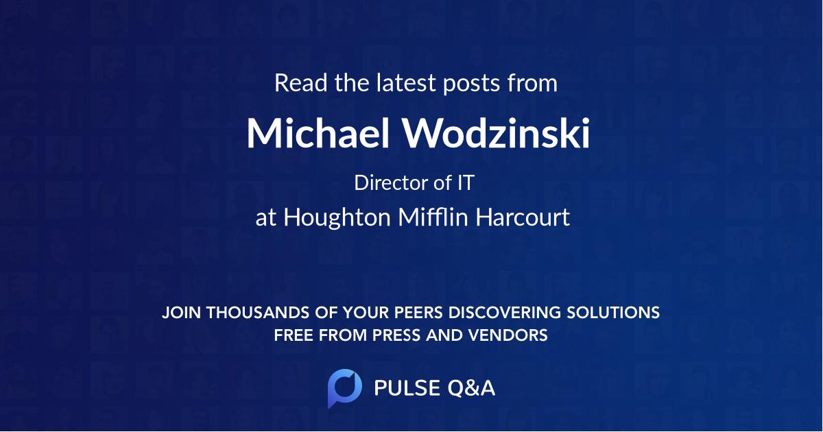 Michael Wodzinski