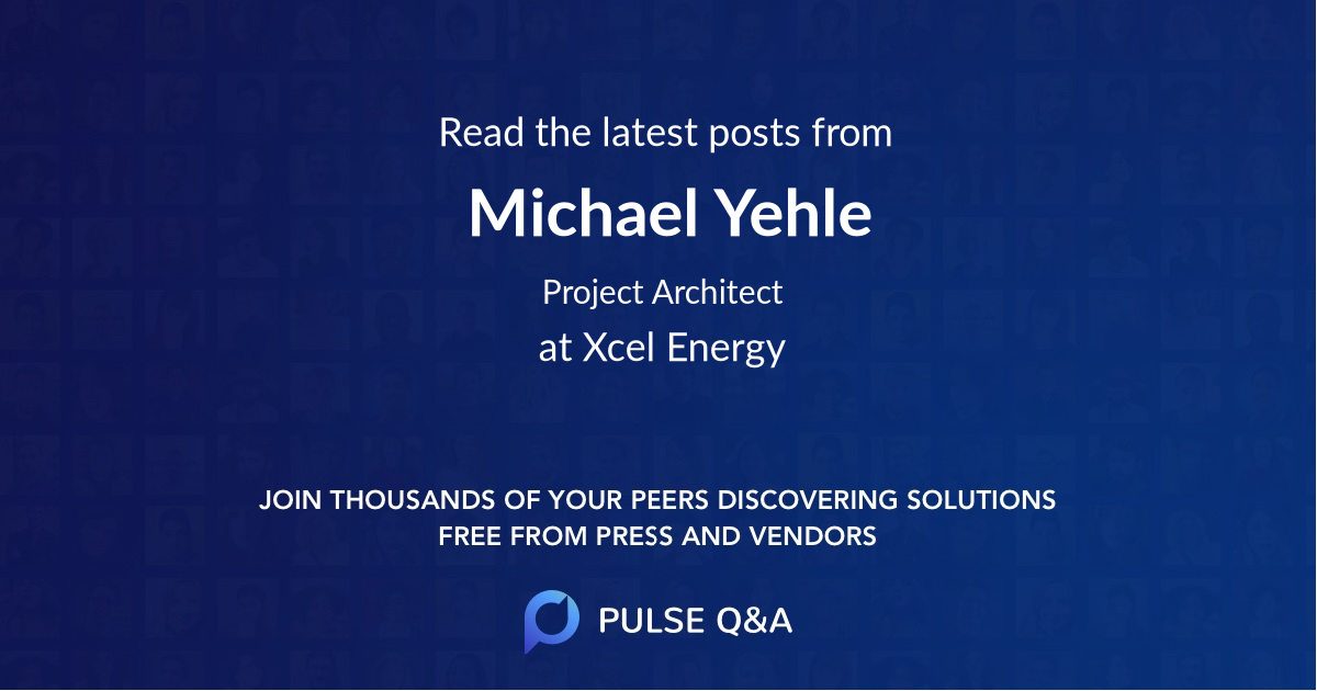 Michael Yehle