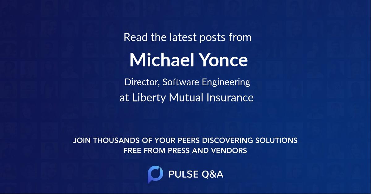 Michael Yonce