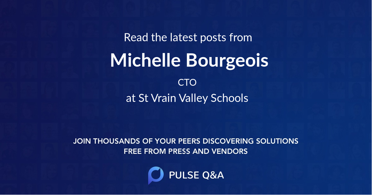 Michelle Bourgeois