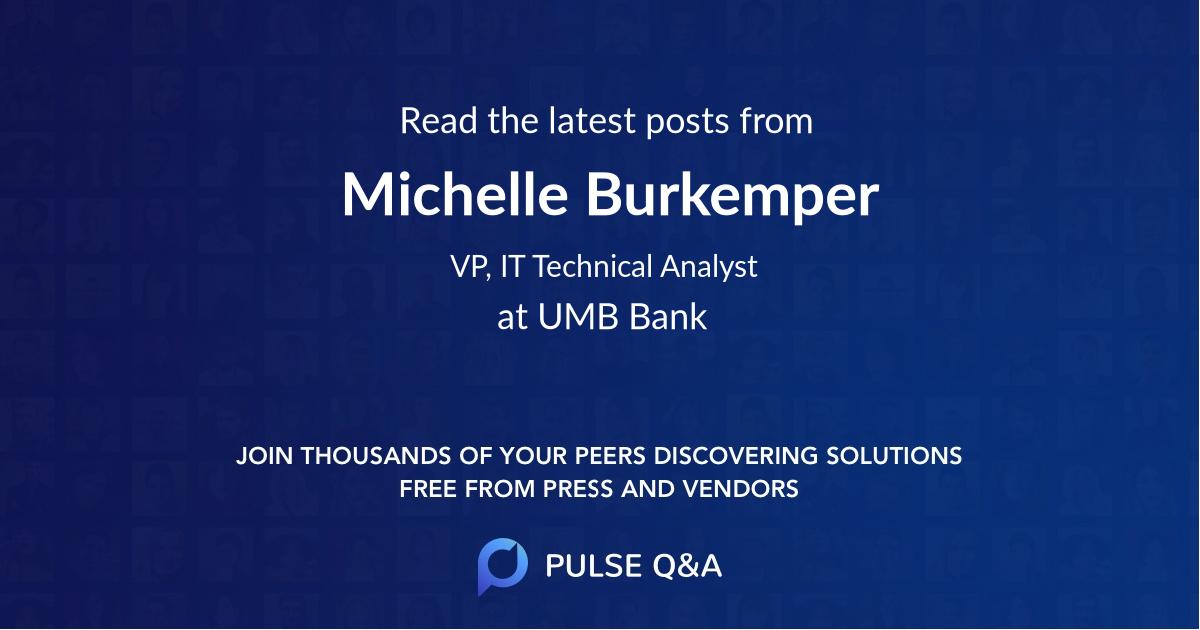 Michelle Burkemper