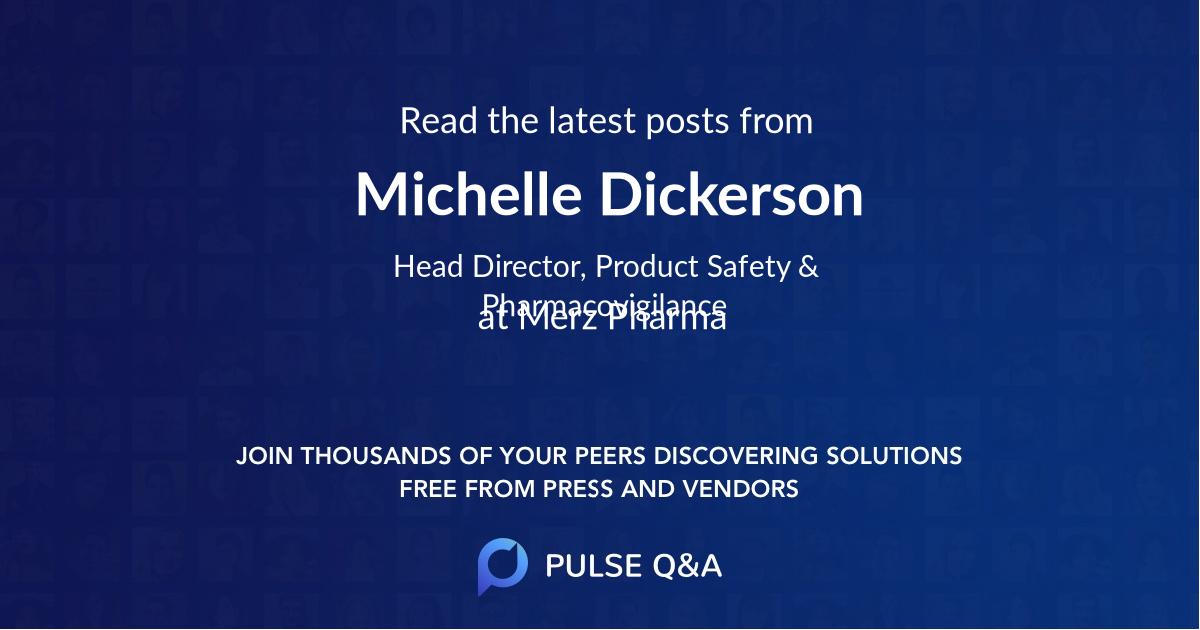 Michelle Dickerson