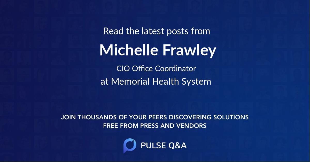 Michelle Frawley