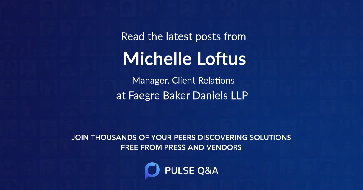 Michelle Loftus