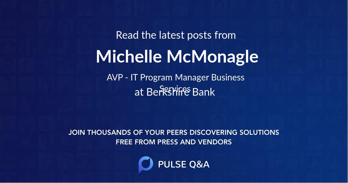 Michelle McMonagle