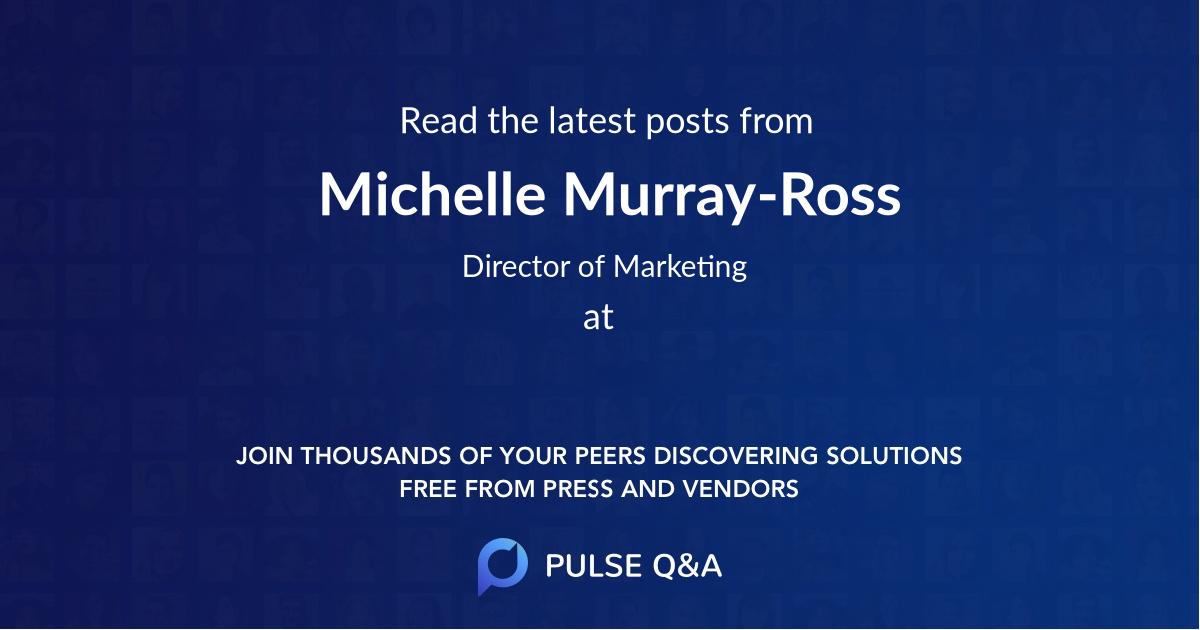 Michelle Murray-Ross