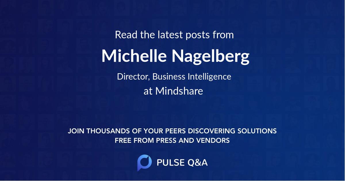 Michelle Nagelberg