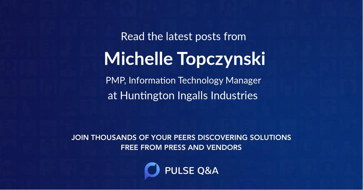 Michelle Topczynski