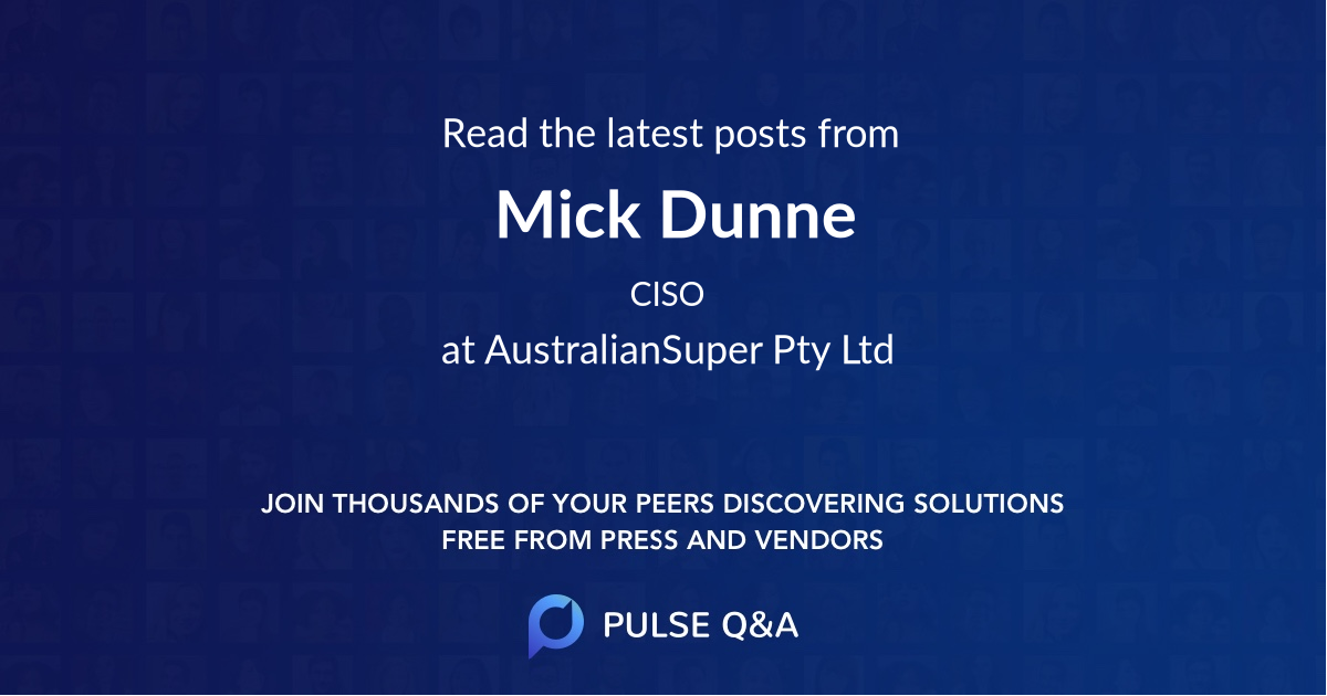 Mick Dunne