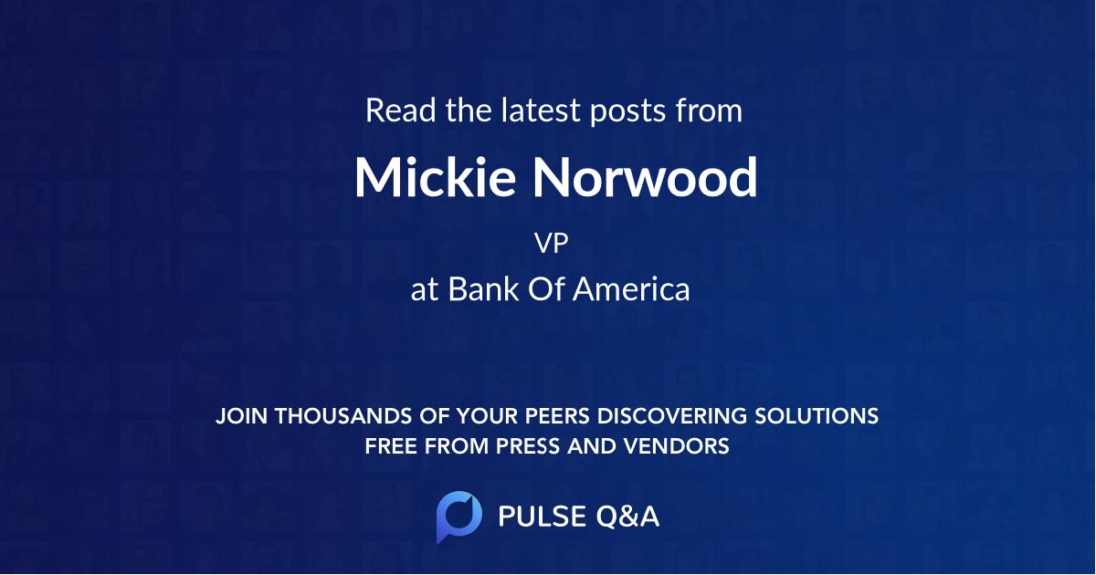 Mickie Norwood