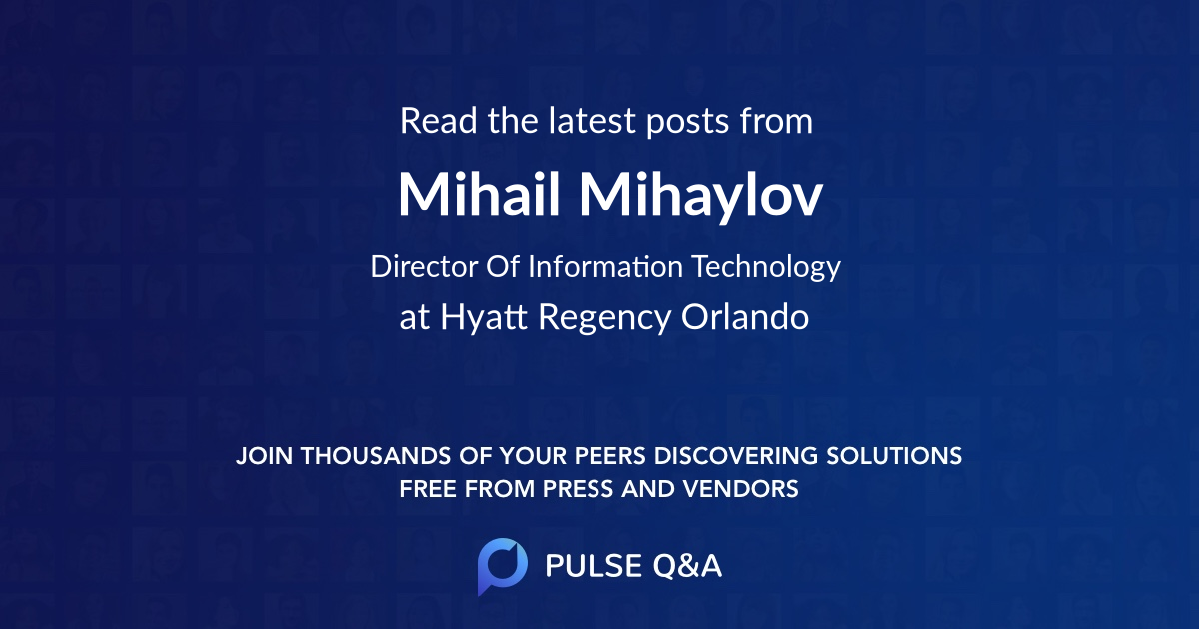 Mihail Mihaylov
