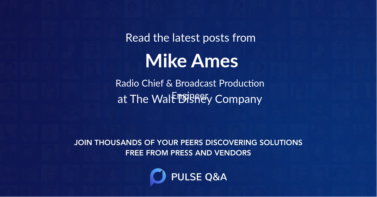 Mike Ames