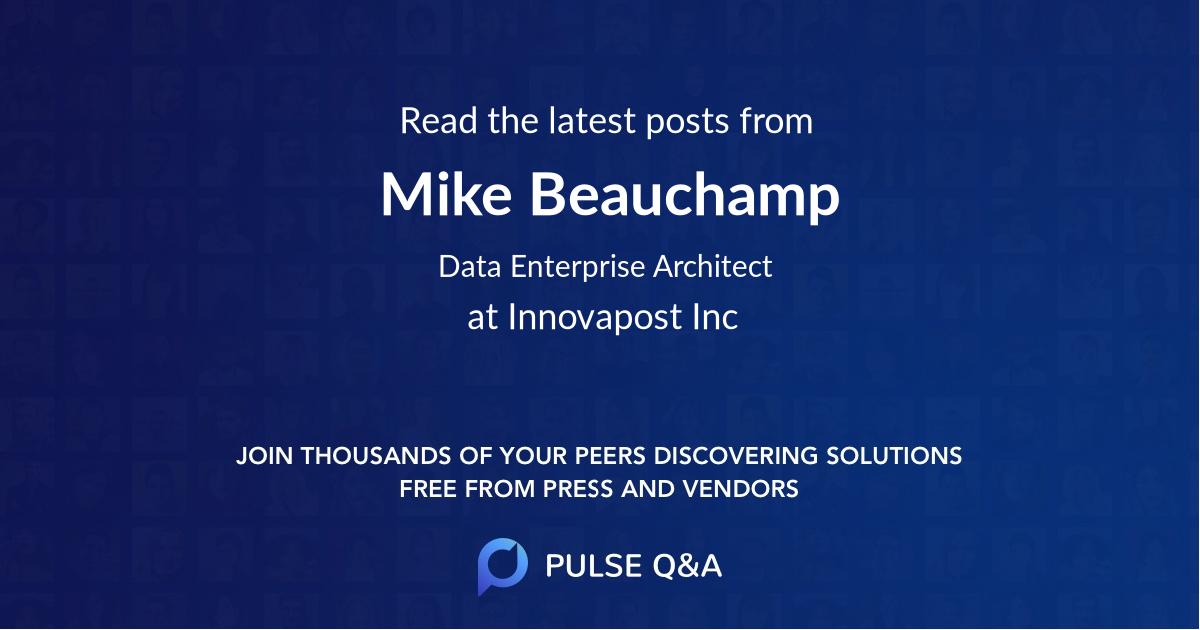 Mike Beauchamp