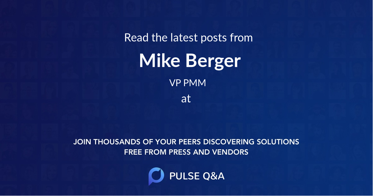 Mike Berger