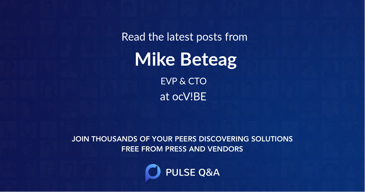 Mike Beteag