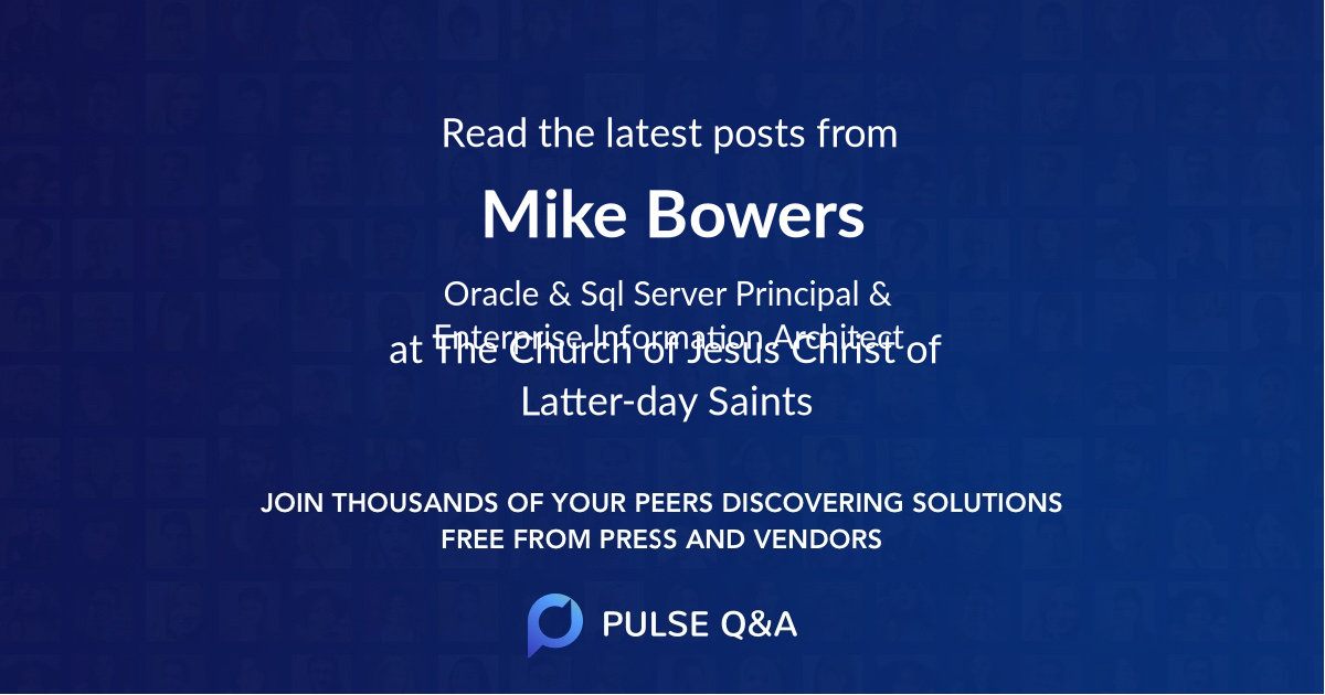 Mike Bowers