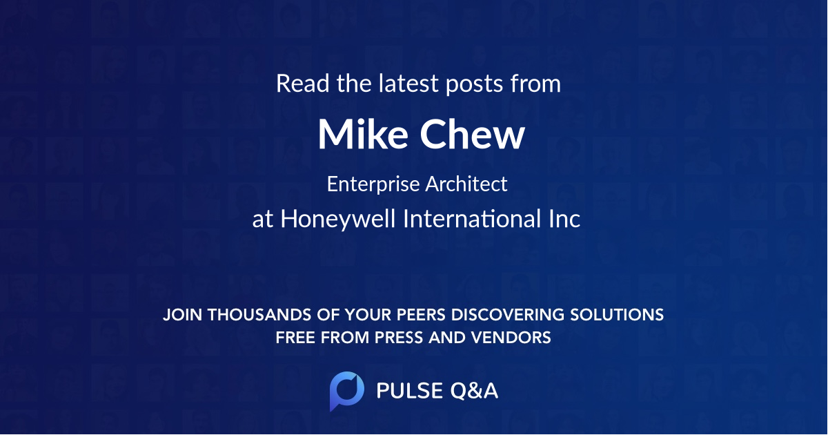 Mike Chew