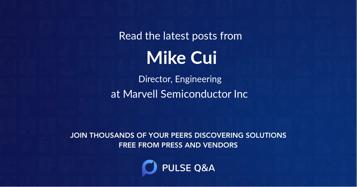 Mike Cui