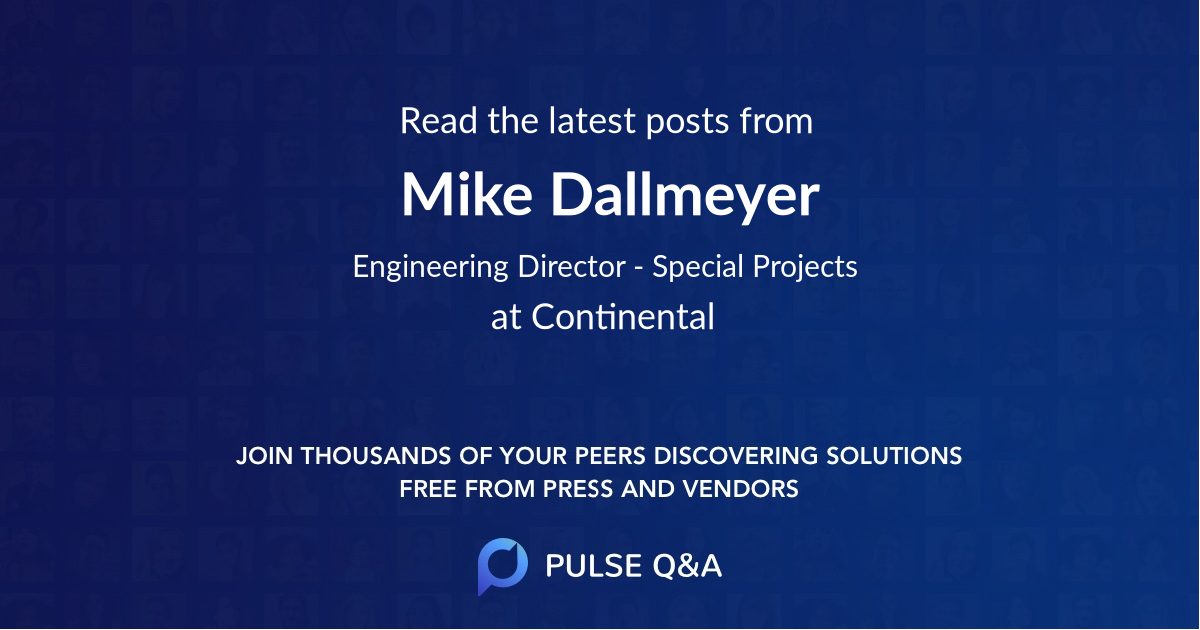 Mike Dallmeyer
