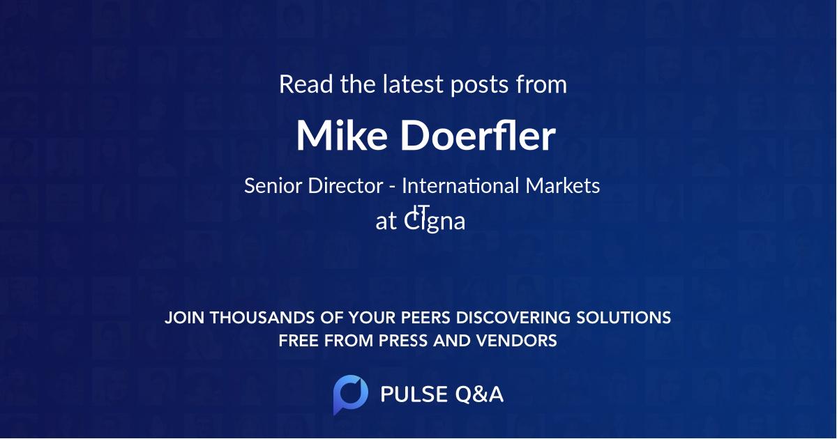 Mike Doerfler