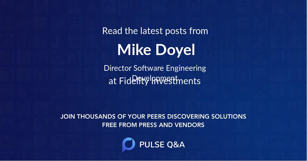 Mike Doyel