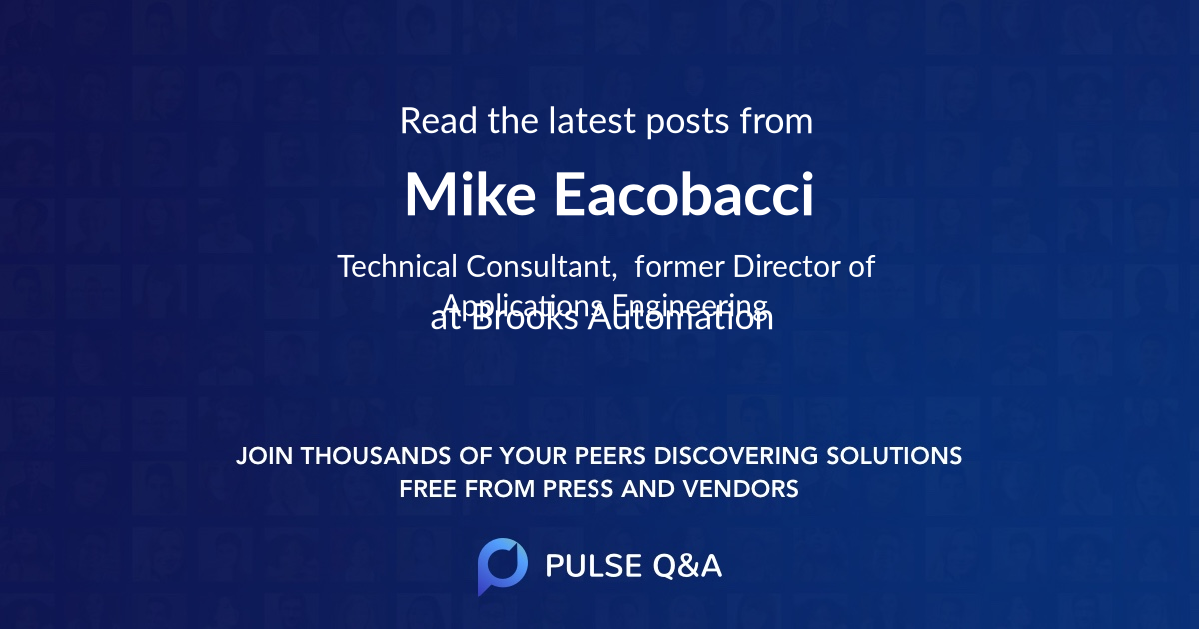 Mike Eacobacci