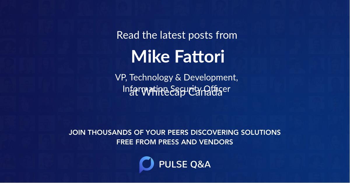 Mike Fattori